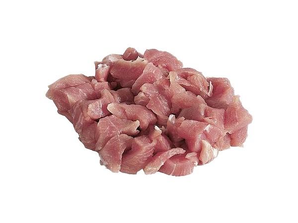 Schweinsgeschnetzeltes