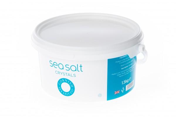 Meersalz Original 1,5kg/Pck GB Cornish Sea Salt