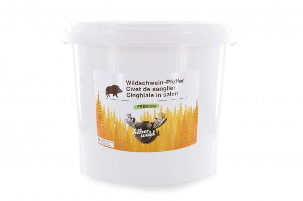 Wildschweinpfeffer