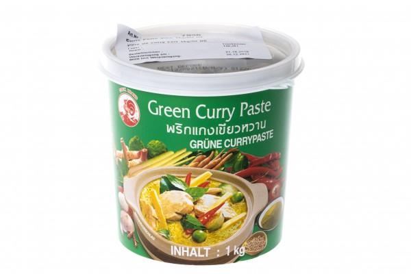 Curry Paste grün