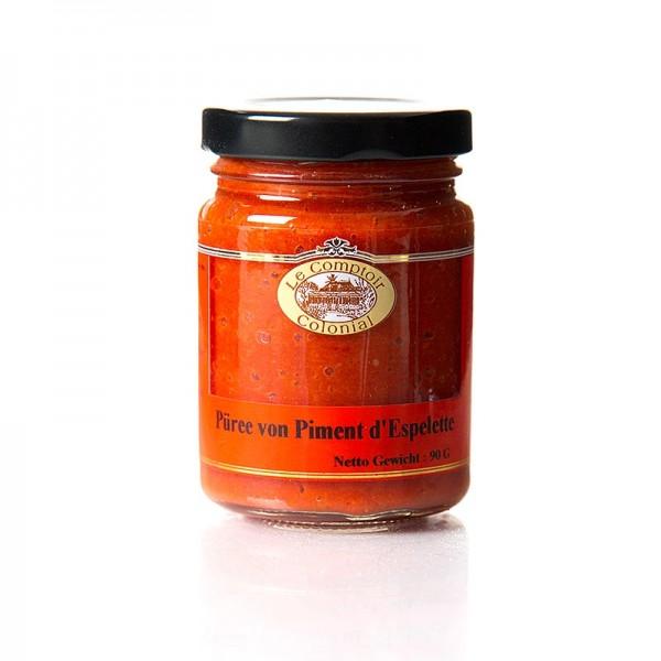 Chilipüree mit Piment d`Espelette