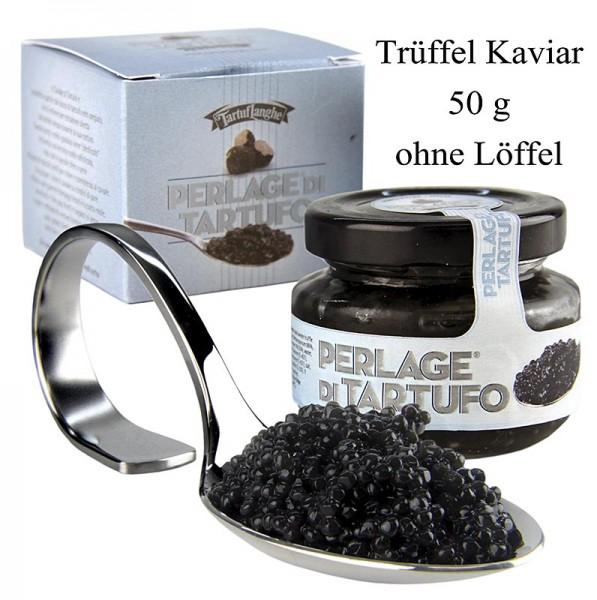 Trüffelkaviar aus Wintertrüffelsaft