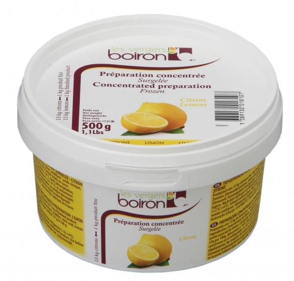"""Zitronen Konzentrat """"Boiron """""""