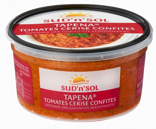"Cherry Tomaten confit ""Sud ""n ""Sol """