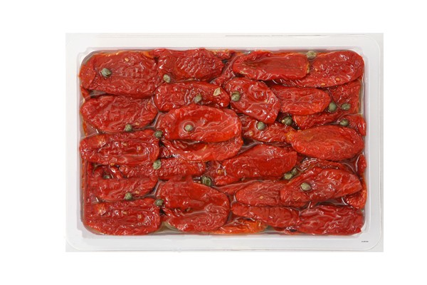 Tomaten getrocknet in Öl
