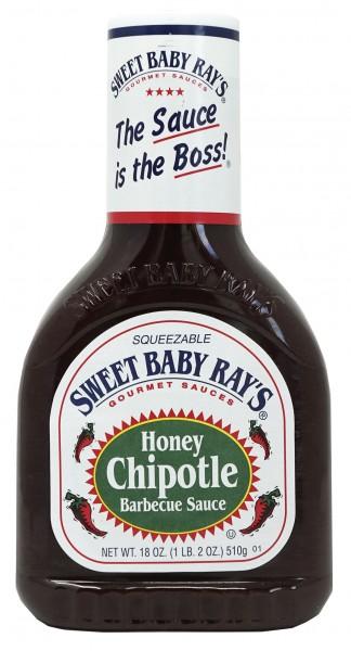 BBQ Sauce Honey Chipotle