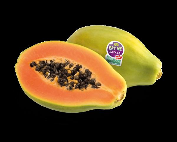Papaya grün