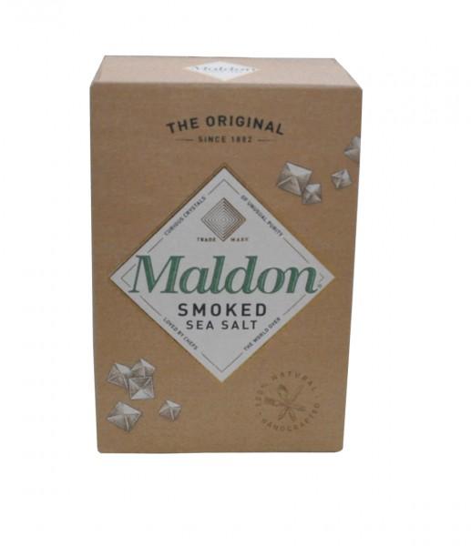 Maldon Crystal Salz geräuchert