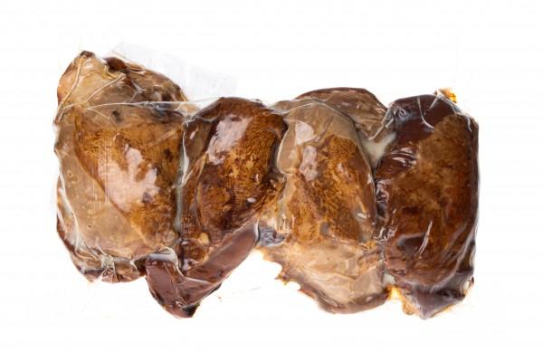 Pouletbrust geräuchert mit Haut
