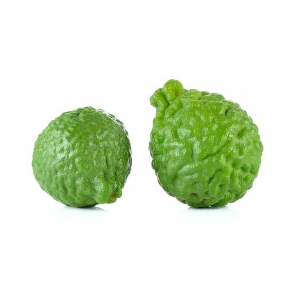 Bergamotte Zitrone grün/gelb